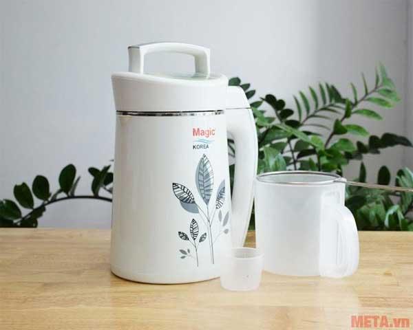 Máy làm sữa đậu nành Magic Korea A-68 - 1,3 lít