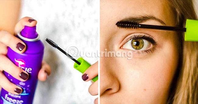 Định hình lông mày