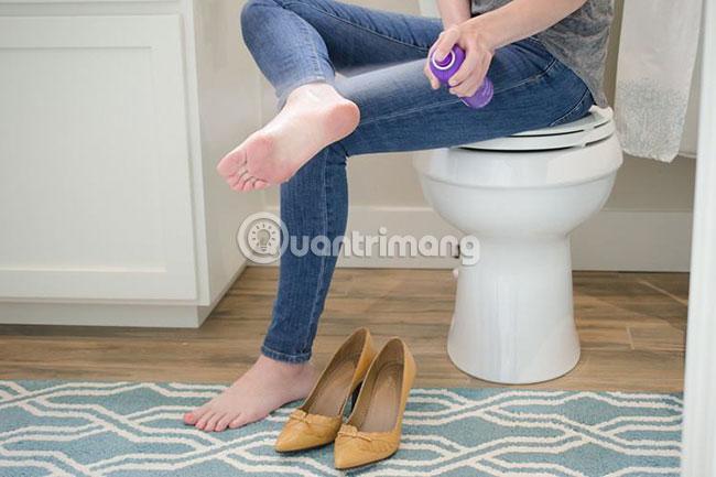 Giúp chân bạn không bị trượt khi đi giày cao gót