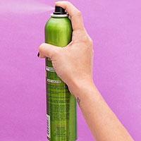16 mẹo đơn giản với keo xịt tóc, giúp tiết kiệm rất nhiều thời gian