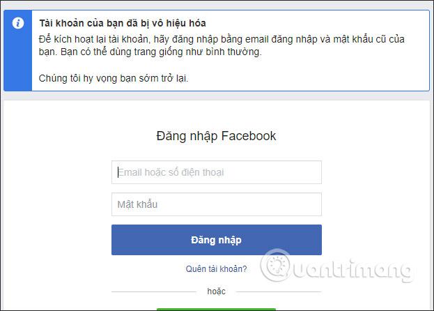 Cách xóa tài khoản Facebook tạm thời - Ảnh minh hoạ 8