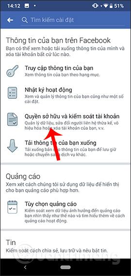 Hướng dẫn xóa Facebook tạm thời, vĩnh viễn trên Android - Ảnh minh hoạ 4