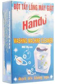 Bột tẩy vệ sinh lồng giặt