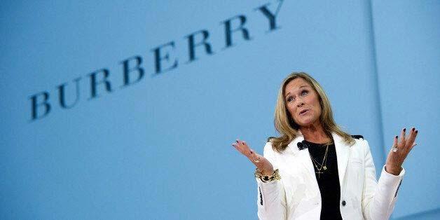 Trong nhiệm kỳ của Angela Ahrendts, giá trị Burberry tăng từ 2 lên 5 tỷ USD