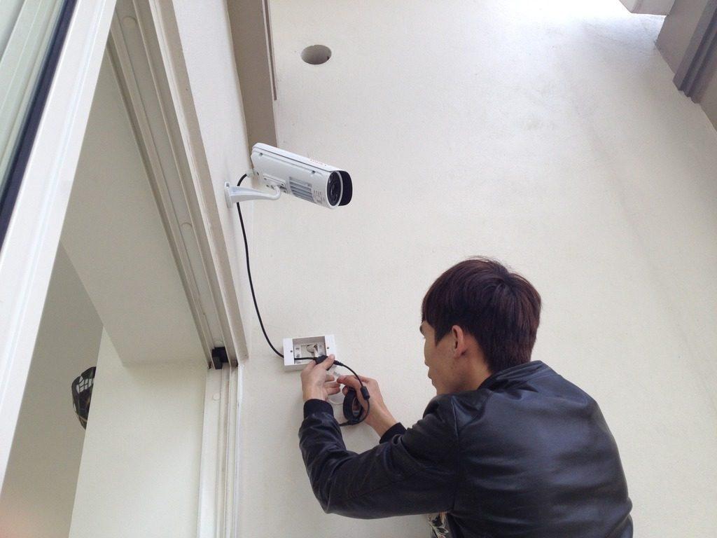 cách lắp đặt camera quan sát qua mạng