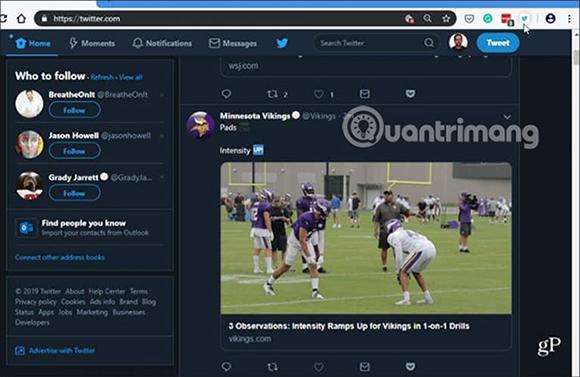 Cách đưa giao diện mới của Twitter về phiên bản cũ - Ảnh minh hoạ 3