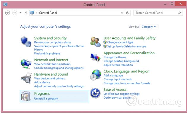 Gỡ bỏ cài đặt trình duyệt Chrome ra khỏi máy tính của bạn