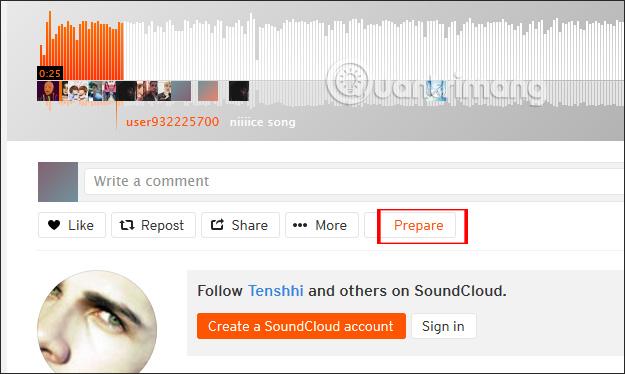 Cách tải nhạc trên SoundCloud - Quantrimang com