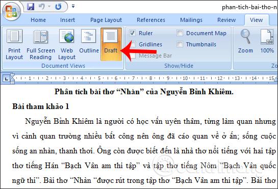 MS Word - Bài 2: Làm việc với Documents - Ảnh minh hoạ 9