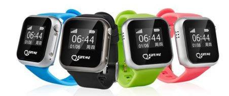 Đồng hồ định vị trẻ em Kareme PT03 có nhiều màu sắc phù hợp với trẻ