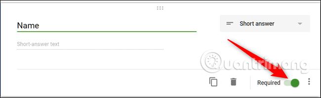Cách tạo biểu mẫu liên hệ trang web bằng Google Forms - Ảnh minh hoạ 4