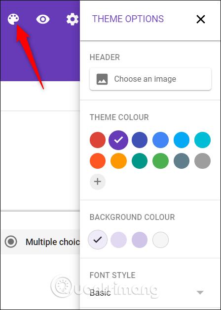 Cách tạo biểu mẫu liên hệ trang web bằng Google Forms - Ảnh minh hoạ 5