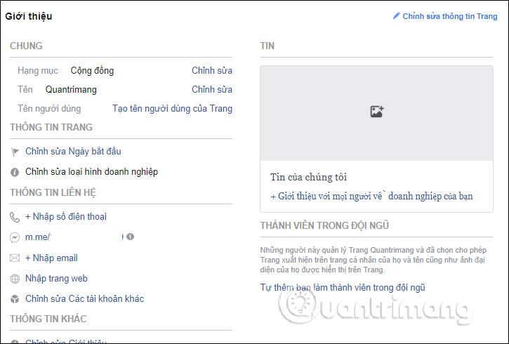 Hướng dẫn cách tạo Fanpage Facebook bán hàng online - Ảnh minh hoạ 42