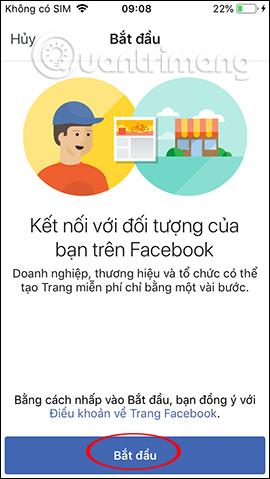 Hướng dẫn cách tạo Fanpage Facebook bán hàng online - Ảnh minh hoạ 4