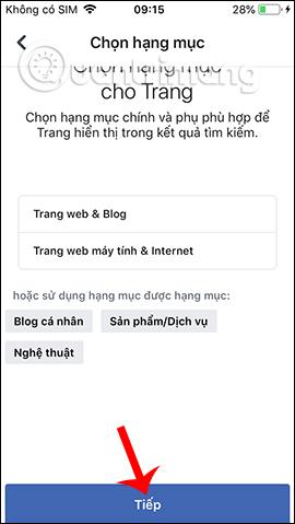 Hướng dẫn cách tạo Fanpage Facebook bán hàng online - Ảnh minh hoạ 9