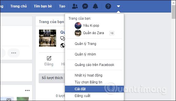 Hướng dẫn đổi tên người dùng Facebook