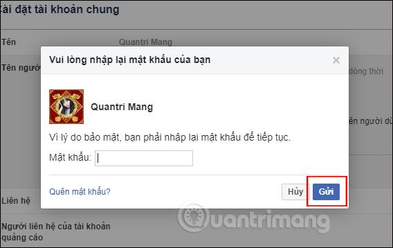 Hướng dẫn đổi tên người dùng Facebook - Ảnh minh hoạ 5