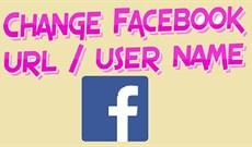 Hướng dẫn đổi ID Facebook, thay địa chỉ Facebook mới