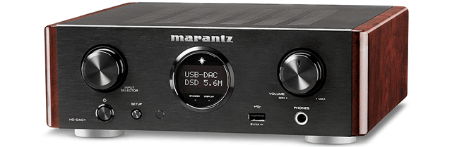 Bộ chuyển đổi Marantz HD-DAC1