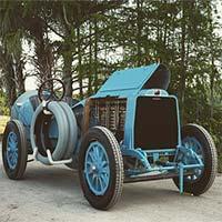 """Cùng chiêm ngưỡng chiếc xe đua độc nhất vô nhị, hơn 100 năm vẫn chạy """"phà phà"""""""