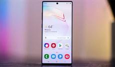 Mời tải bộ hình nền Samsung Galaxy Note 10