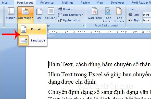 MS Word - Bài 11: Định dạng trang Word