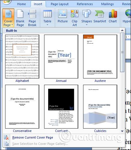 MS Word - Bài 11: Định dạng trang Word - Ảnh minh hoạ 9