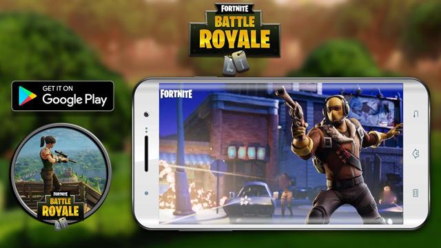 Game Fortnite Battle Royale