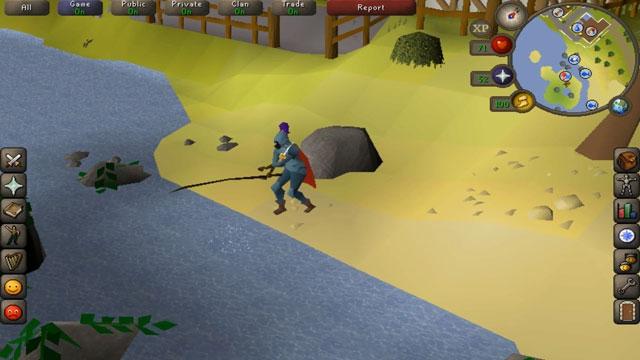 Game Old School RuneScape
