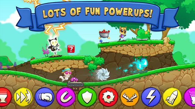 Game Fun Run 3