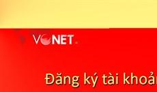 Hướng dẫn đăng ký VCNet