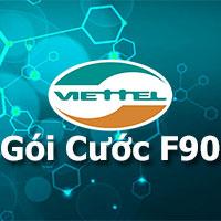Cách đăng ký gói cước 4G Viettel F90