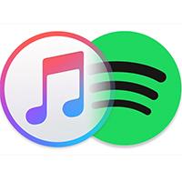 So sánh Spotify và Apple Music