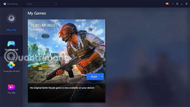 Cách tải và cài đặt PUBG Mobile VN trên Gameloop