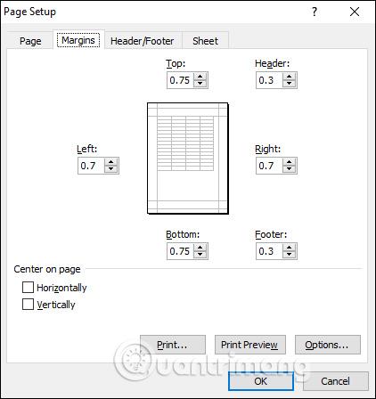 Định dạng Sheet 1