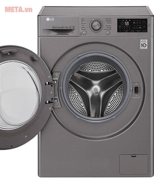 Máy giặt lồng ngang LG inverter FC1409D4E