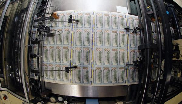 Bên trong nhà máy in tiền của các nước trên thế giới