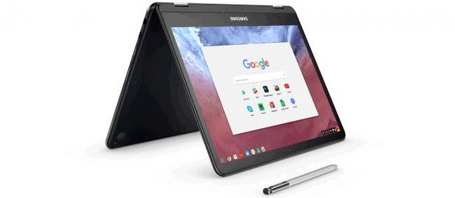 Laptop cảm ứng Samsung Chromebook Pro