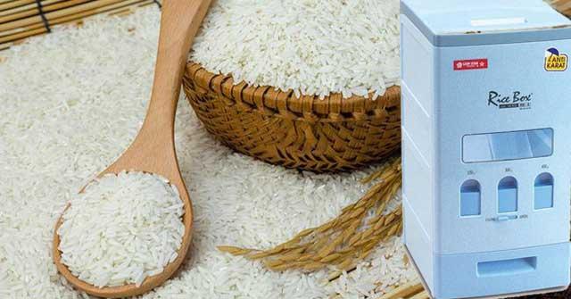 Thùng gạo thông minh
