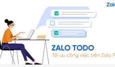 """Trải nghiệm nhanh tính năng """"Giao việc"""" trên Zalo PC"""