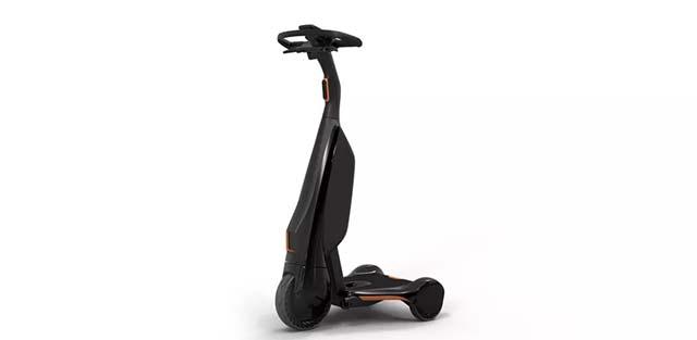 300 chiếc xe máy điện đứng nhỏ gọn sẽ được Toyota tài trợ cho Olympics và Paralympics Tokyo 2020