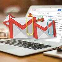 Cách tìm email với file đính kèm trong Gmail