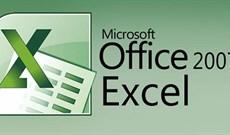 Cách tạo nút Up và Down trong Excel
