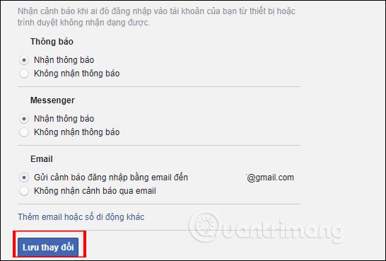 Cách phát hiện người lạ đăng nhập Facebook - Quantrimang com