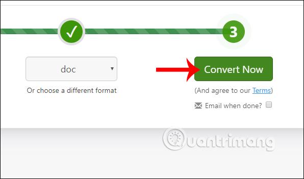 Hướng dẫn chuyển đổi file Docx sang Doc trực tuyến - Ảnh minh hoạ 10