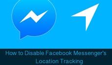 Cách ẩn vị trí và chặn theo dõi trên Messenger
