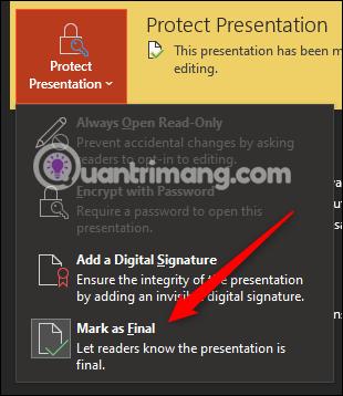 Cách khóa và mở khóa file Powerpoint để chỉnh sửa - Ảnh minh hoạ 5