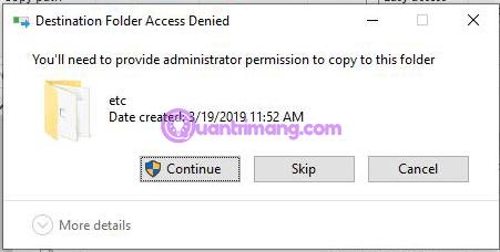 Cách chỉnh sửa file hosts trên Windows 10 - Quantrimang com