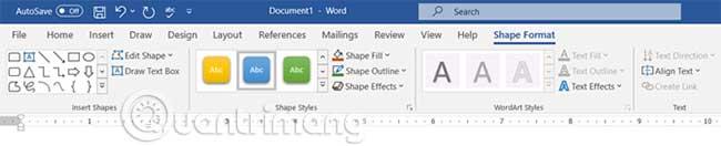 Cách xây dựng bản đồ tư duy trong Microsoft Word - Ảnh minh hoạ 5