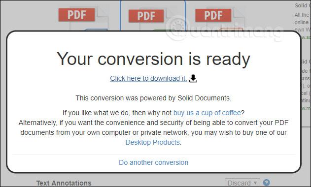 Cách chuyển đổi file PDF sang Excel giữ nguyên định dạng - Ảnh minh hoạ 12